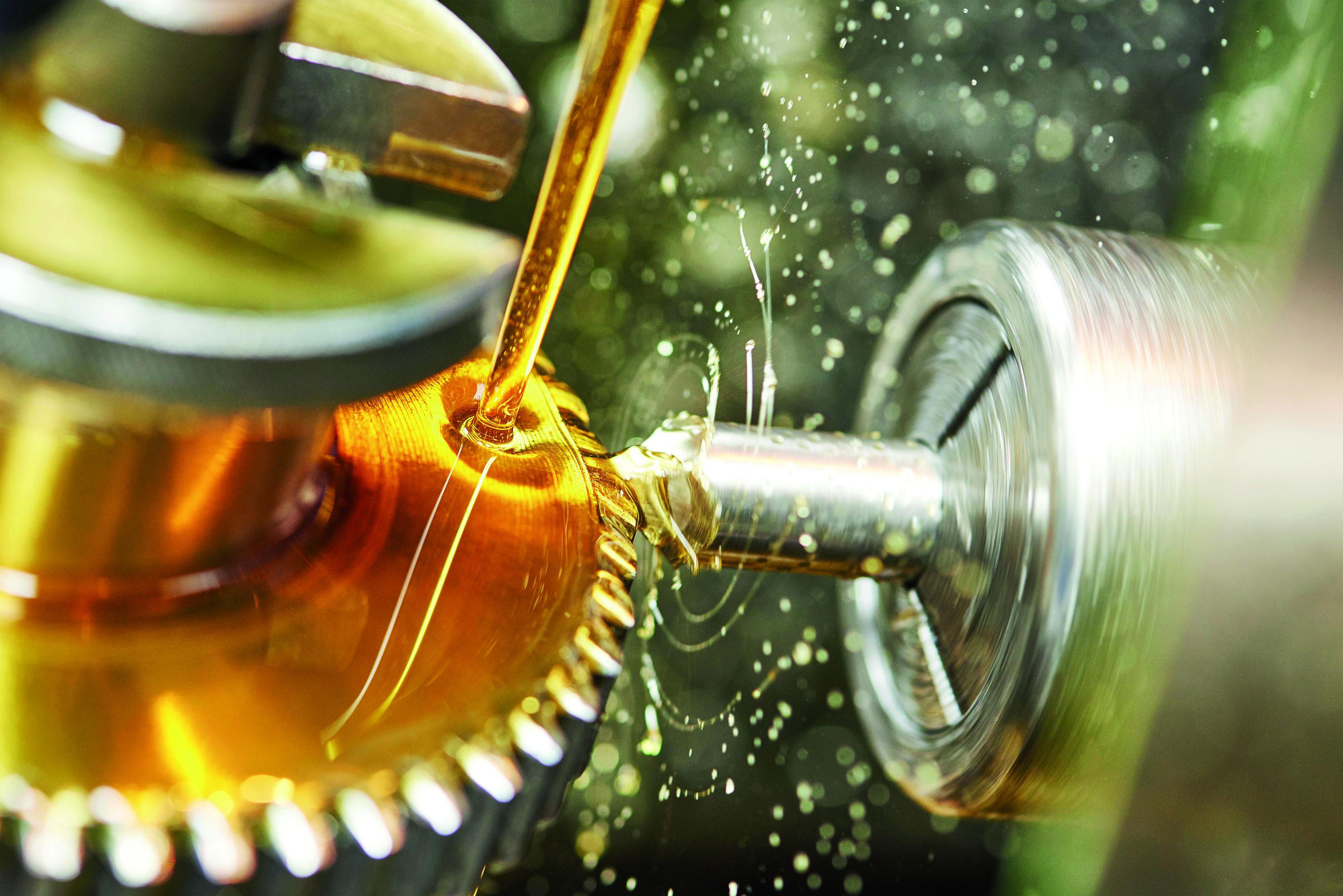 aceites de corte puro