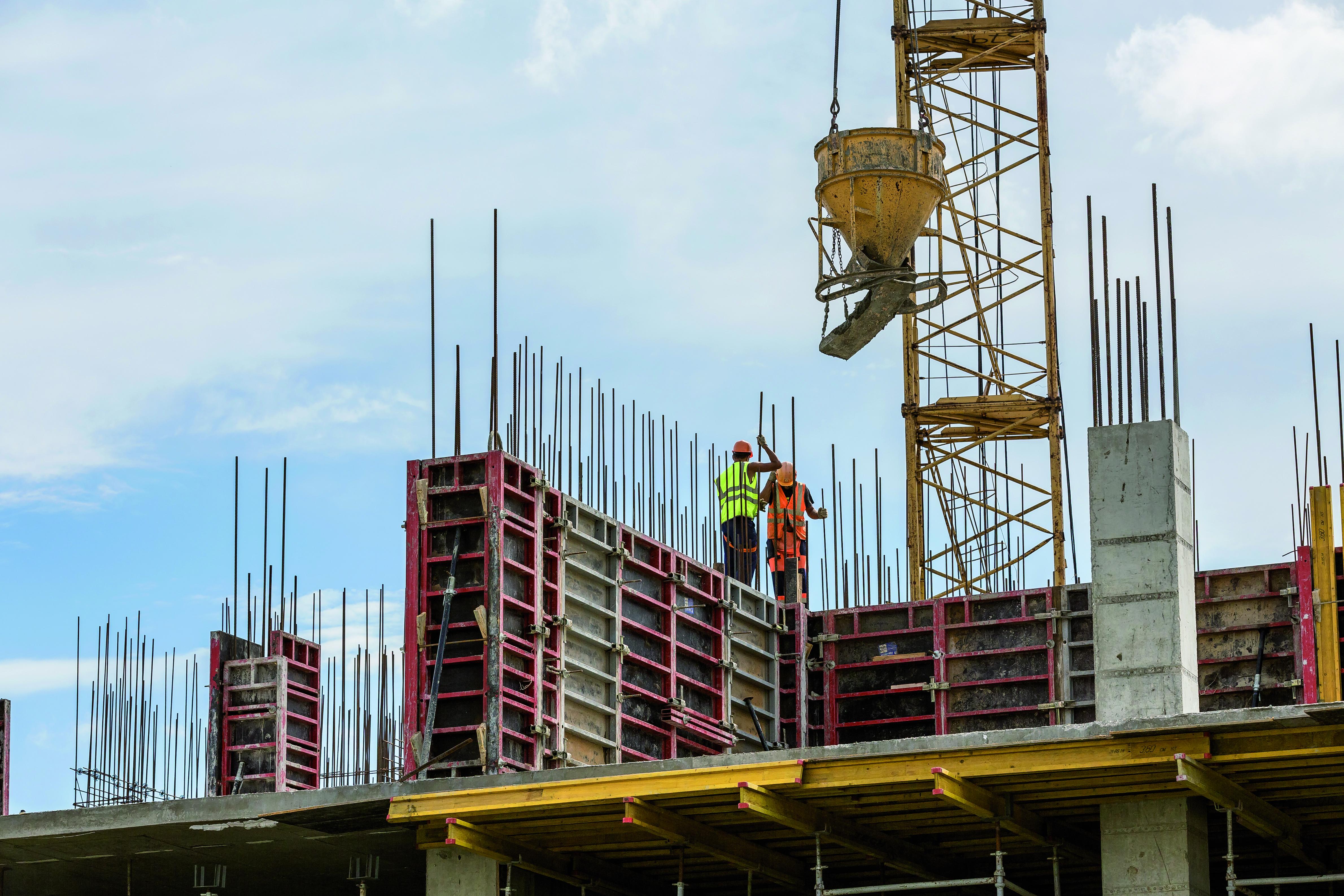 DESENCOFRANTES PARA CONSTRUCCIÓN Y OBRA PÚBLICA